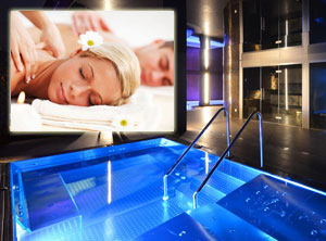 Massage of 45' for couple + spa for 2 Nuku Spa en Vielha Val d'Aran